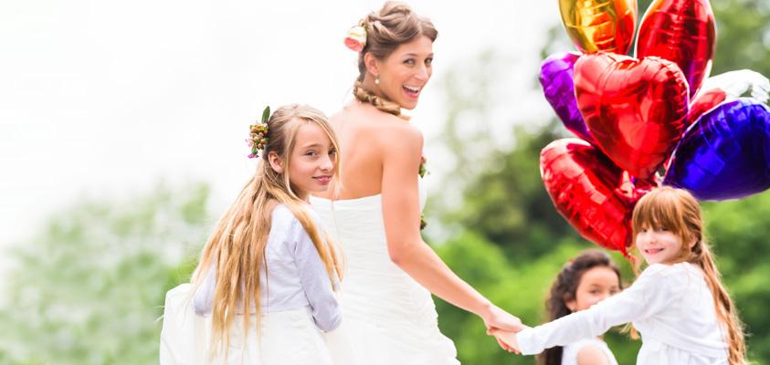 Atrakcje weselne dla dzieci – fotobudka Rzeszów zadba o najmłodszych gości